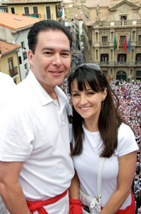 Russell and Monica Ybarra