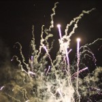 Pamplona Fireworks contest